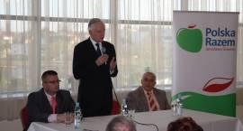 Minister Gowin odwiedził Zambrów