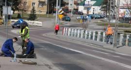 """Ruszyła przebudowa mostu na ul. Kościuszki. Będzie """"wahadło"""" [foto]"""