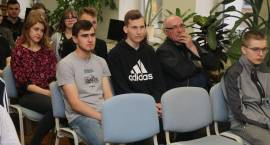 Spotkanie autorskie z Zenonem Krajewskim [foto]
