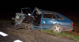 Niebezpieczne wypadki w okolicach Zambrowa