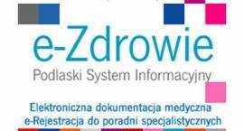 Podlaski System Informacyjny e-Zdrowie już działa