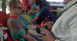 Jutro będzie można oddać krew w ZS1