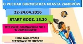 Ogólnopolski Festiwal Mini Siatkówki Dziewcząt już w najbliższy weekend