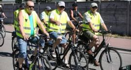 Rowerzyści udali się do Kulesz Kościelnych [foto]