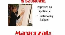 Małgorzata Flis odwiedzi dzieci w Szumowie