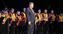 Jubileusz Miejskiej Młodzieżowej Orkiestry Dętej w Zambrowie [foto+video]