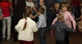 Uczniowie w Srebrnej bawili się na zabawie noworocznej