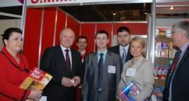 Mlekovita na Targach IFE 2009 w Wielkiej Brytanii