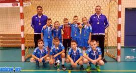 Zwycięstwo drużyny Olimpii w turnieju piłkarskim w Ostrołęce
