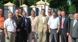 Minister Sikorski w Zambrowie