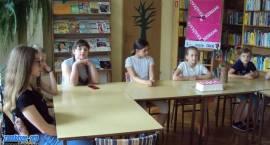Od 5 lat czytają, dyskutują i bawią się w bibliotece