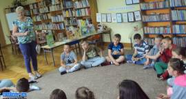 Dzień Dziecka w bibliotece dziecięcej