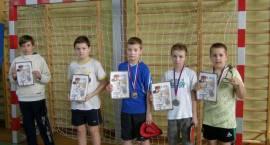 Mistrzostwa LZS powiatu zambrowskiego w tenisie stołowym