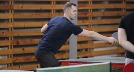 III Otwarte Mistrzostwa Gminy Zambrów w Tenisie Stołowym [foto]