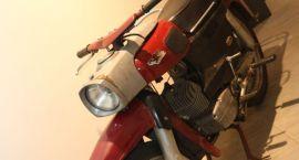 Stare motocykle wjechały do RIH [foto]