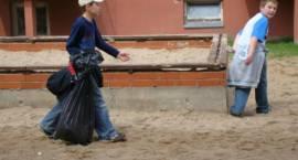 240 worków śmieci
