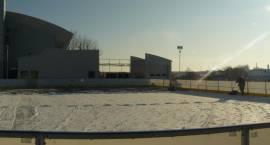 Uruchomiono agregat! Otwarcie lodowiska – 2 stycznia!
