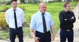 Kolejny kandydat na prezydenta odwiedził Zambrów [foto]