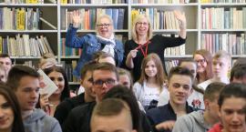 Anna Partyka-Judge była gościem filii MBP [foto]