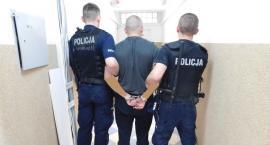 Podejrzany o napad na bank zatrzymany