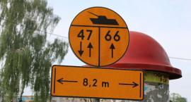 Wojskowe znaki drogowe pojawiły się na niektórych drogach krajowych