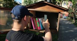 """""""Wędrująca Biblioteka"""", czyli bookcrossing po zambrowsku [foto]"""