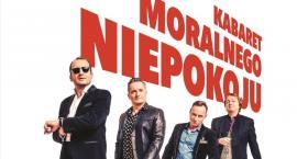 Kabaret Moralnego Niepokoju wystąpi niebawem w Zambrowie! Mamy bilety!
