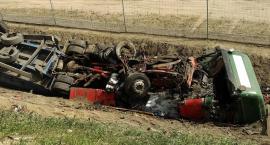Wypadek na DK8. Droga do Białegostoku zablokowana [foto] - aktualizacja