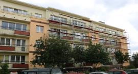 Trwają remonty bloków w Zambrowskiej Spółdzielni Mieszkaniowej [foto]
