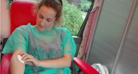 Ponad 100 litrów krwi zebrano podczas innowacji Bursy Szkolnej Nr 1 w Zambrowie