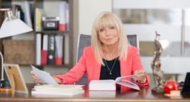 Zapraszamyna spotkanie z sędzią Anną Marią Wesołowską