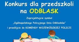 Dzień Odblasków - konkurs dla przedszkoli