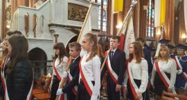Uczniowie z Osowca na zjeździe rodziny szkół im. Jana Pawła II