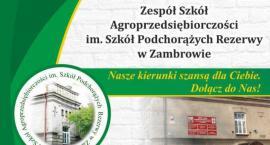 Zapraszamy na Dzień otwarty do Zespołu Szkół Agroprzedsiębiorczości