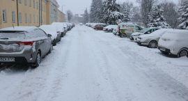 Ostrzeżenie: bardzo trudne warunki na drogach [foto]