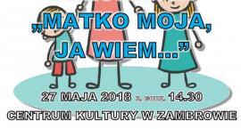 """Koncert """"Szansy"""" z okazji Dnia Matki"""