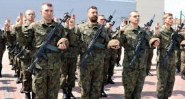 Przysięga żołnierzy obrony terytorialnej w Zambrowie [VIDEO]