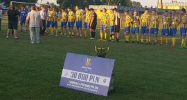 Dramatyczny mecz Olimpii w finale Okręgowego Pucharu Polski [foto]