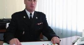 Wywiad z Komendantem Powiatowym Państwowej Straży Pożarnej w Zambrowie - mł. bryg. mgr inż. Markiem