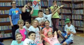 Noc Bibliotek w Oddziale dla Dzieci MBP