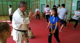 Poprowadzili w Warszawie seminarium szkoleniowe Karate Kyokushin