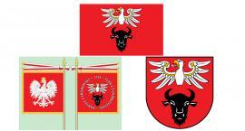 Powiat Zambrowski z nowymi insygniami