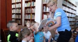 XVII Ogólnopolski Tydzień Czytania Dzieciom w szumowskiej bibliotece
