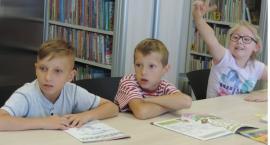 Tydzień czytania dzieciom w filii MBP