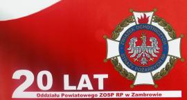 Obchody jubileuszu ZOSP RP w Zambrowie jutro w CK