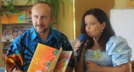 Spotkanie autorskie z Edytą Zarębską i jej mężem w MBP [foto]