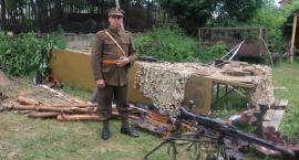Wyjątkowa wystawa uzbrojenia i wyposażenia wojskowego w miejscowości Nagórki Jabłoń [foto]