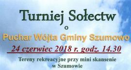 Zapraszamy do Szumowa na Turniej Sołectw