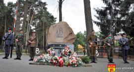 74. rocznica bitwy w Czerwonym Borze