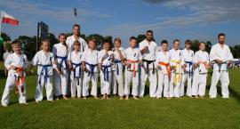 Zambrowscy karatecy na Święcie Mleka [foto]